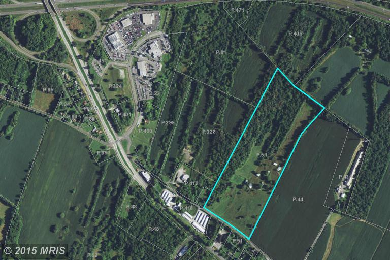 Image of Commercial for Sale near Hagerstown, Maryland, in Washington county: 39.71 acres