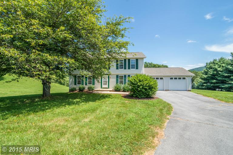 3.12 acres Knoxville, MD