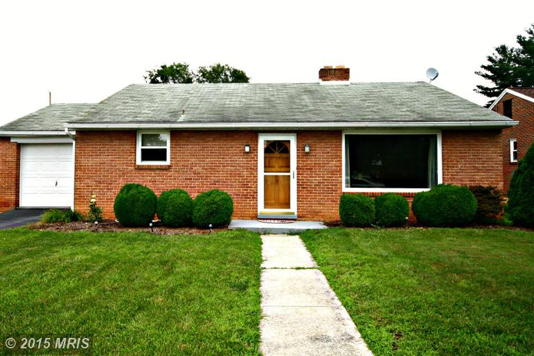 85 COLONIAL DRIVE NORTH, one of homes for sale in Hagerstown