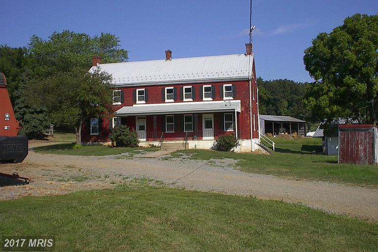 158.16 acres Rohrersville, MD