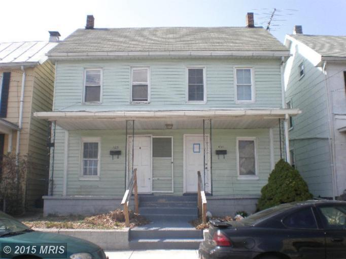 489-491 Mitchell Ave, Hagerstown, MD 21740