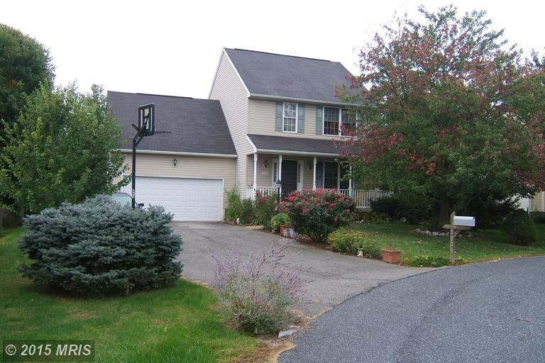 9904 Corley Ct, Hagerstown, MD 21740