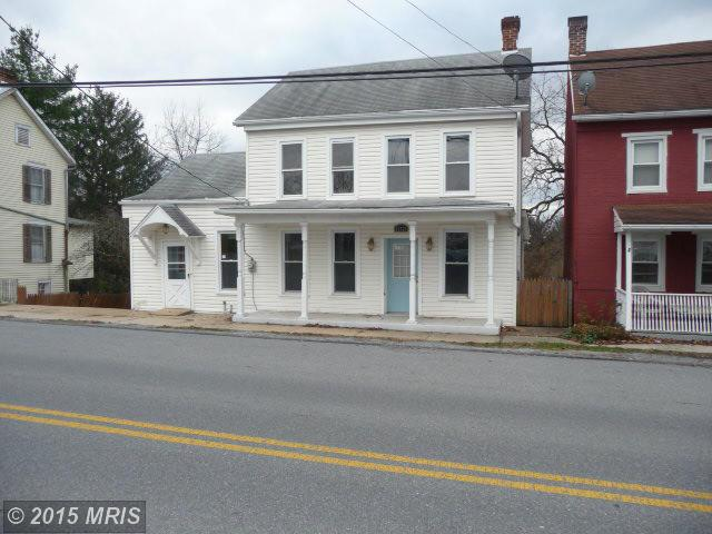 21521 LEITERSBURG SMITHSBURG ROAD, Hagerstown in WASHINGTON County, MD 21742 Home for Sale