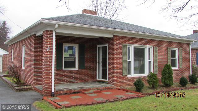 950 JEFFERSON BOULEVARD, Hagerstown in WASHINGTON County, MD 21742 Home for Sale