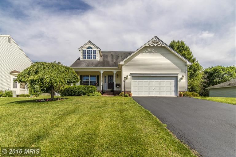 13519 HALIFAX DRIVE, Hagerstown in WASHINGTON County, MD 21742 Home for Sale