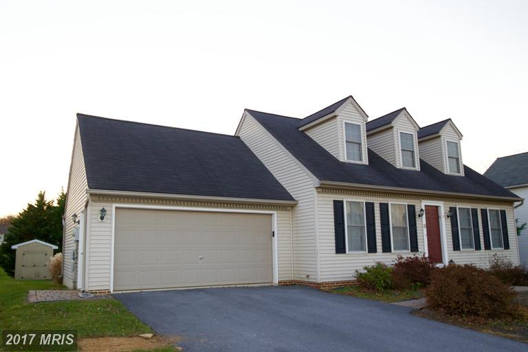 13110 Orchid Dr, Hagerstown, MD 21742