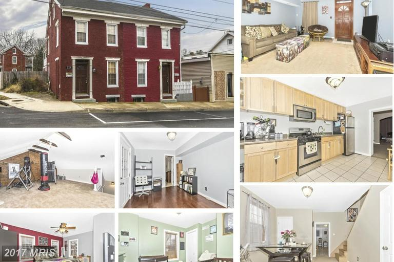 214 N Mulberry St, Hagerstown, MD 21740