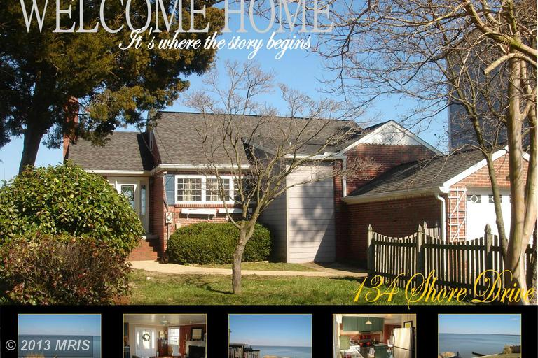 134 Shore Dr, Colonial Beach, VA 22443
