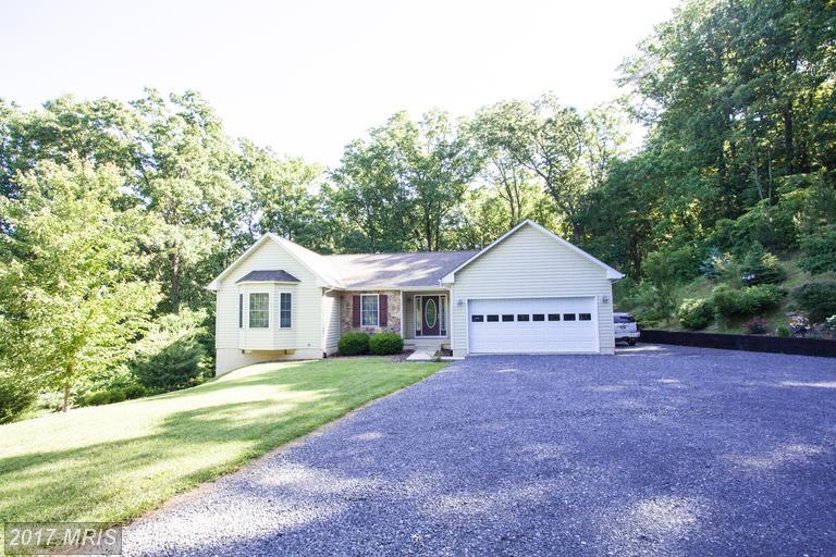 493 Gimlet Ridge Rd, Bentonville, VA 22610