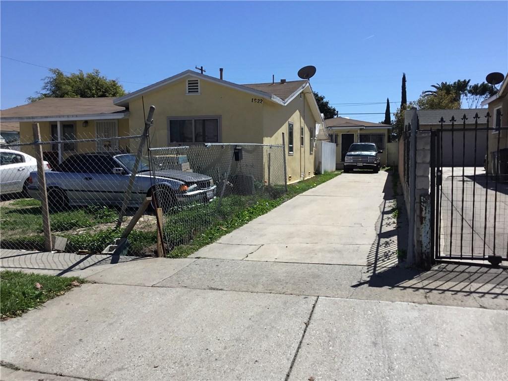 1522 W 102nd Street Los Angeles, CA 90047