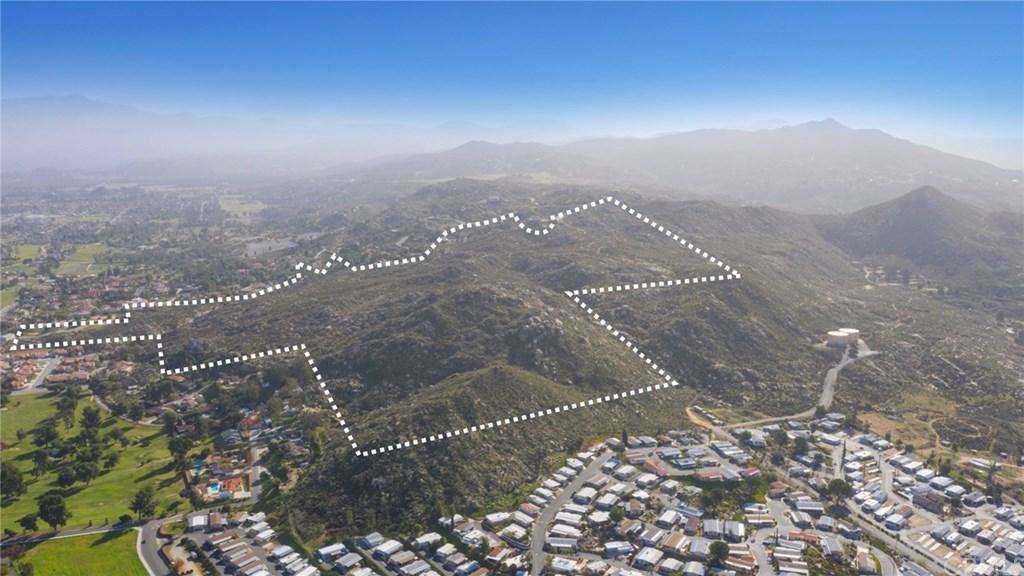 0 Pachea Trail - 156 Acres Hemet, CA