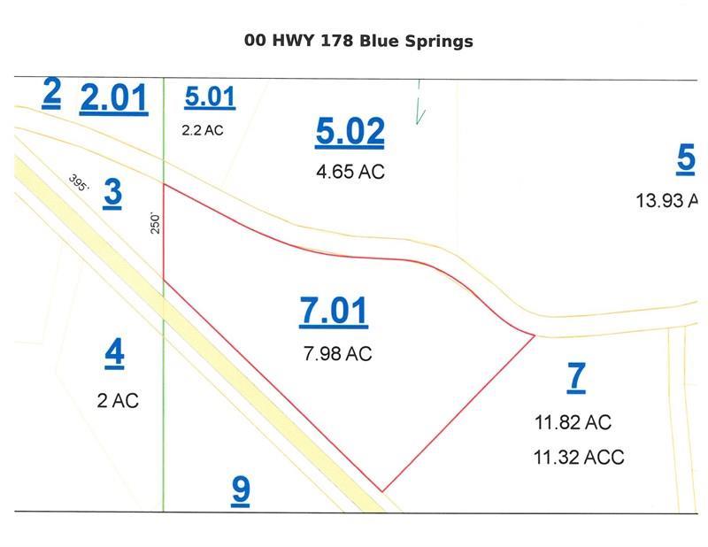 Real Estate for Sale, ListingId: 34115572, Blue Springs,MS38828