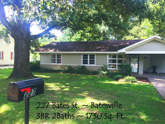 Photo of 227 Bates  Batesville  MS