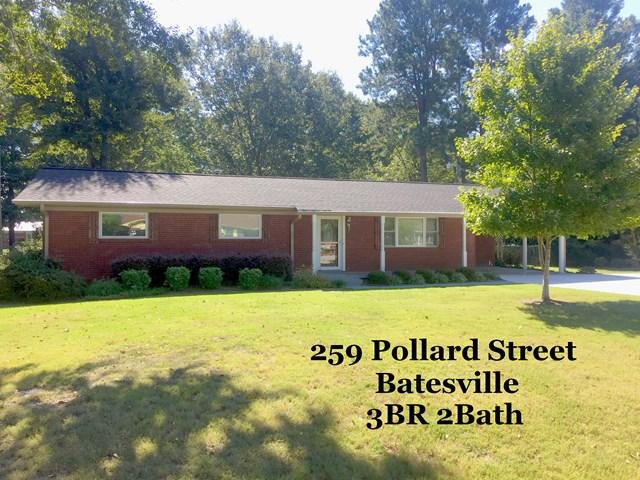 Photo of 259 Pollard Street  Batesville  MS