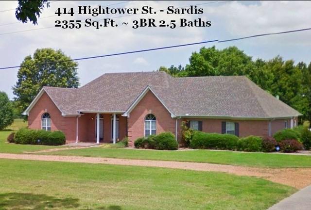 Photo of 414 Hightower Street  Sardis  MS
