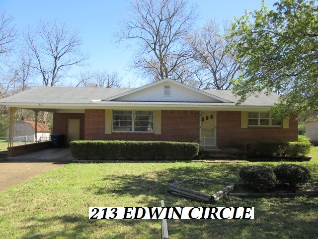 Photo of 213 EDWIN CIRCLE  Sardis  MS