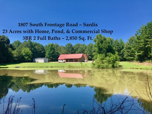 Photo of 1807 South Frontage Road  Sardis  MS