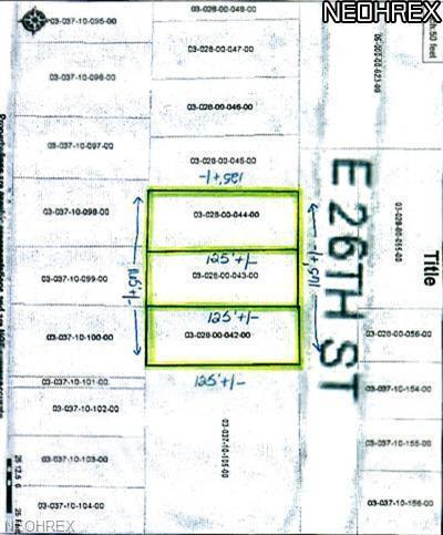 East 26 Th St Ashtabula, OH 44004
