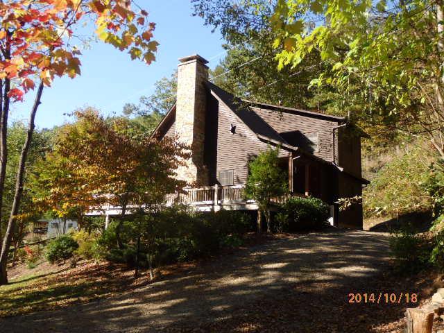 2.29 acres Whittier, NC