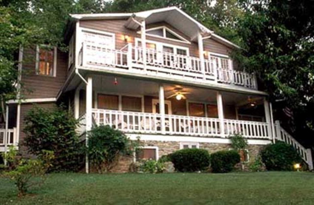 2.53 acres Bryson City, NC