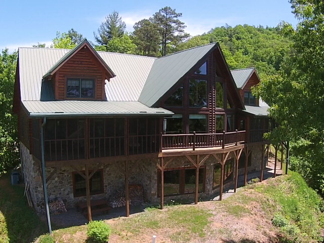 5.1 acres Bryson City, NC