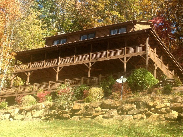 2.56 acres Cullowhee, NC