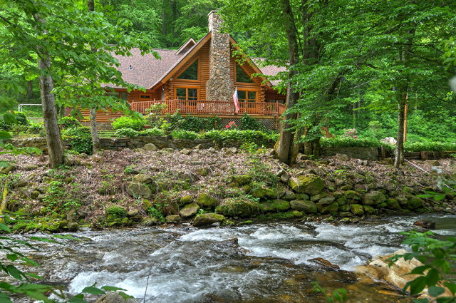 5 acres Cullowhee, NC