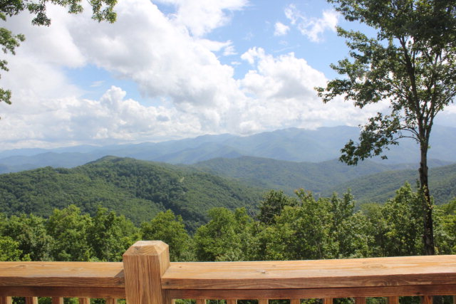 5.09 acres Bryson City, NC