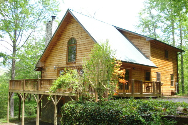 3.01 acres Whittier, NC