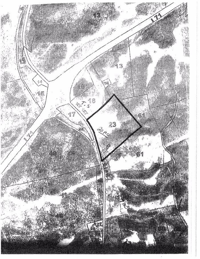 20 acres Glencoe, KY