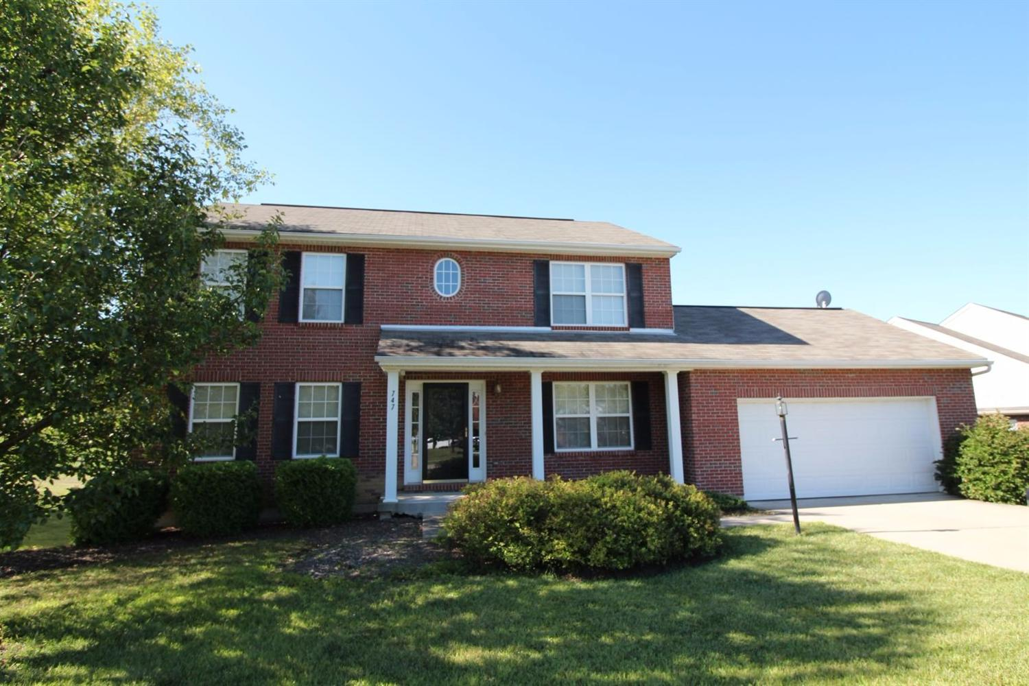Rental Homes for Rent, ListingId:35062789, location: 747 Stevies Trail Independence 41051