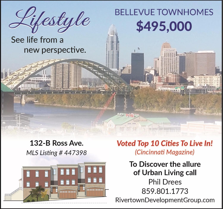 Real Estate for Sale, ListingId: 35169829, Bellevue,KY41073