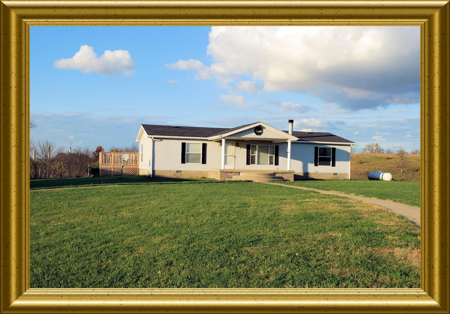 4.75 acres Ghent, KY