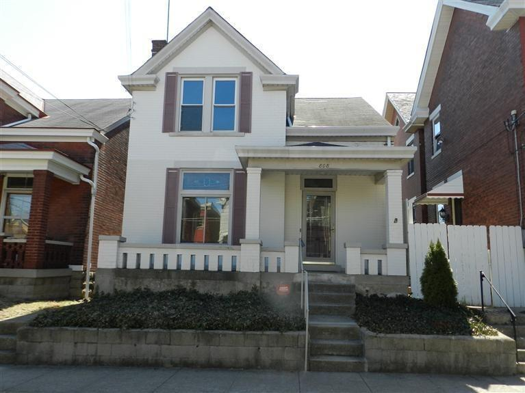 Rental Homes for Rent, ListingId:36325951, location: 808 East 7th Street Newport 41071