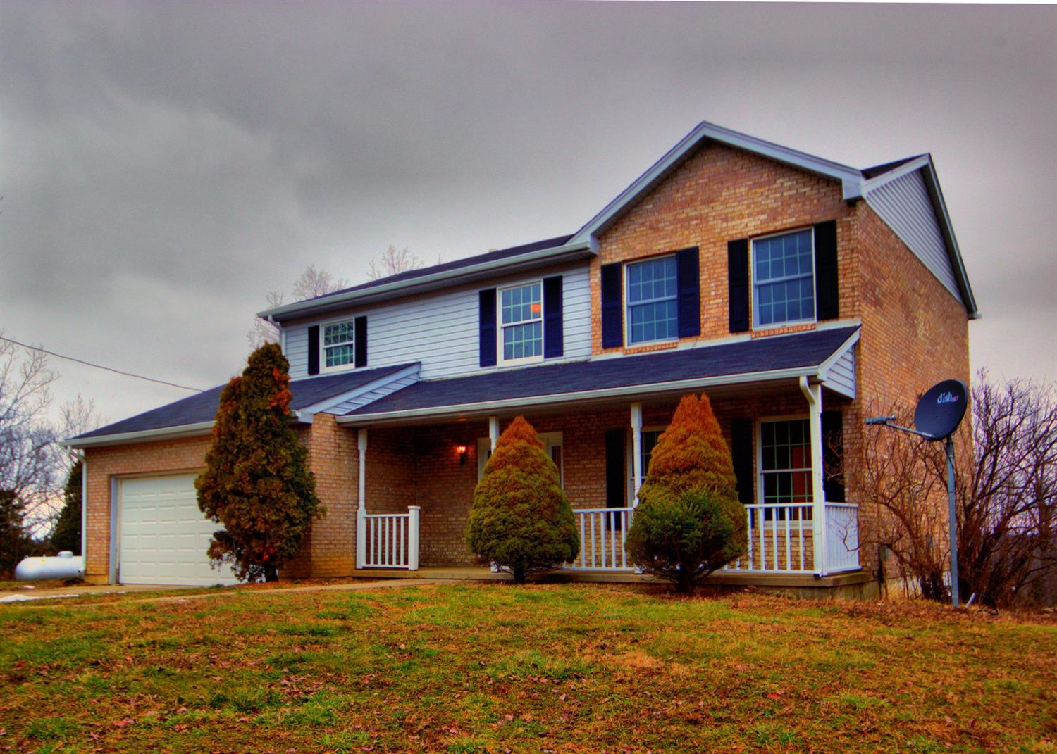 Image of Residential for Sale near Demossville, Kentucky, in Pendleton county: 13.60 acres