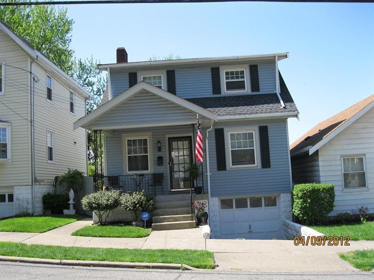 Real Estate for Sale, ListingId: 37124237, Bellevue,KY41073