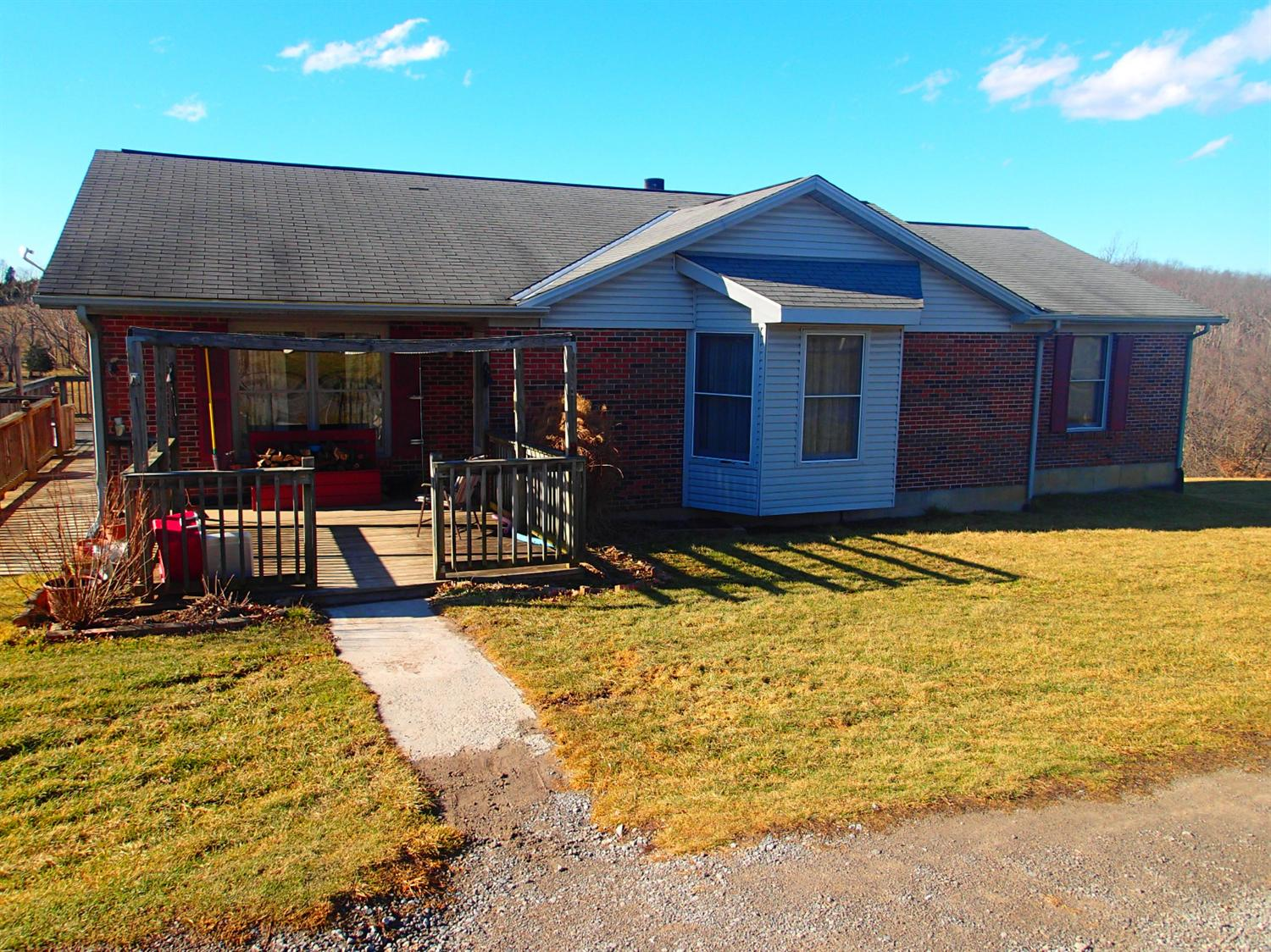 Image of Residential for Sale near Falmouth, Kentucky, in Pendleton county: 65.00 acres