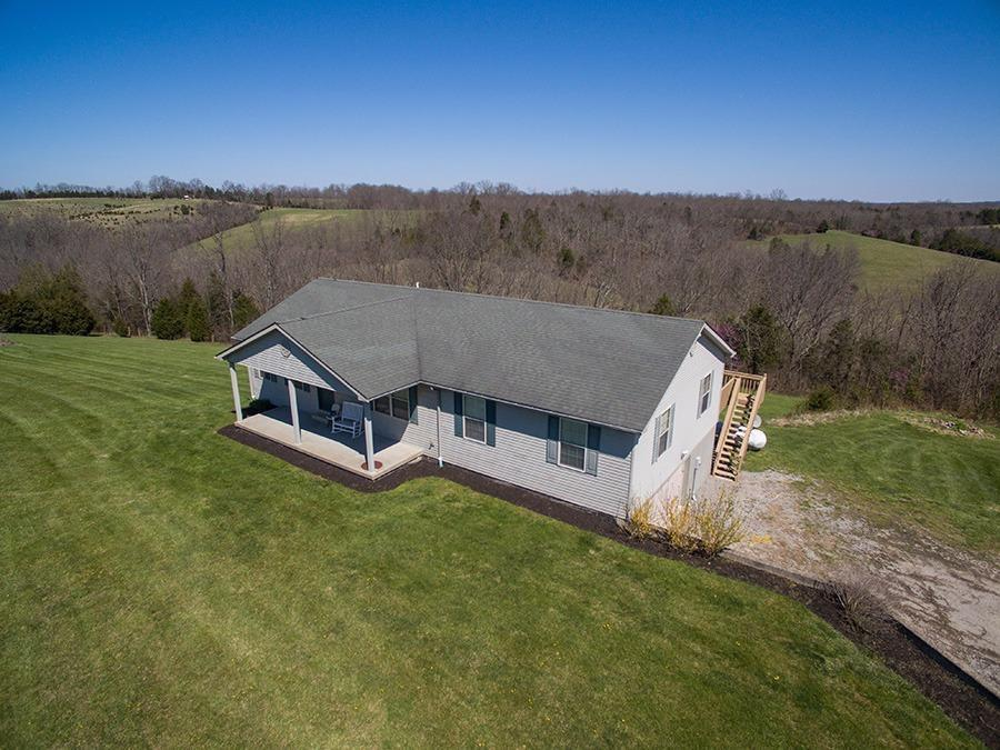 Image of Residential for Sale near Falmouth, Kentucky, in Pendleton county: 61.34 acres