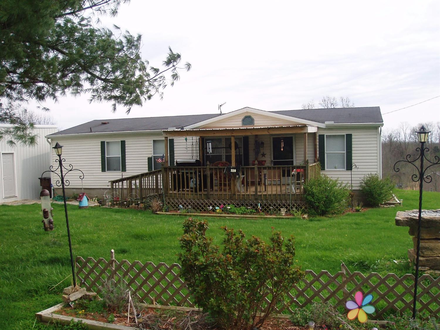Photo of 320 Fisher Road  Foster  KY
