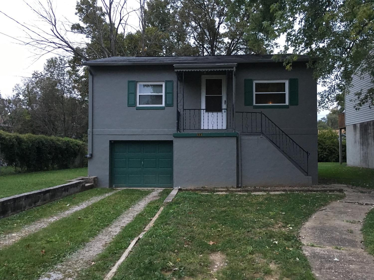 Photo of 113 West 1st Street  Silver Grove  KY