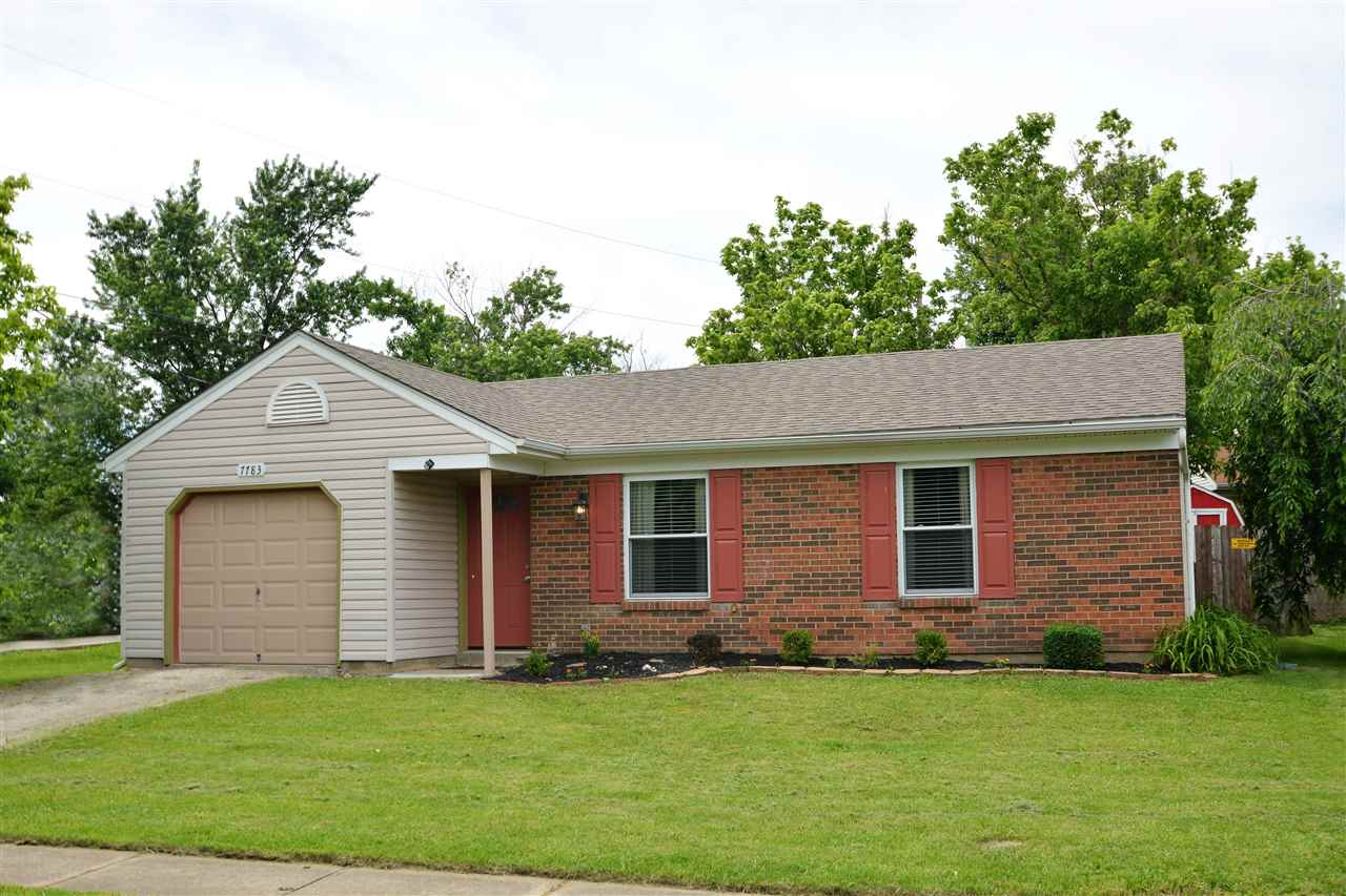 Ranch,Traditional, Single Family,Single Family Detached - Florence, KY (photo 1)