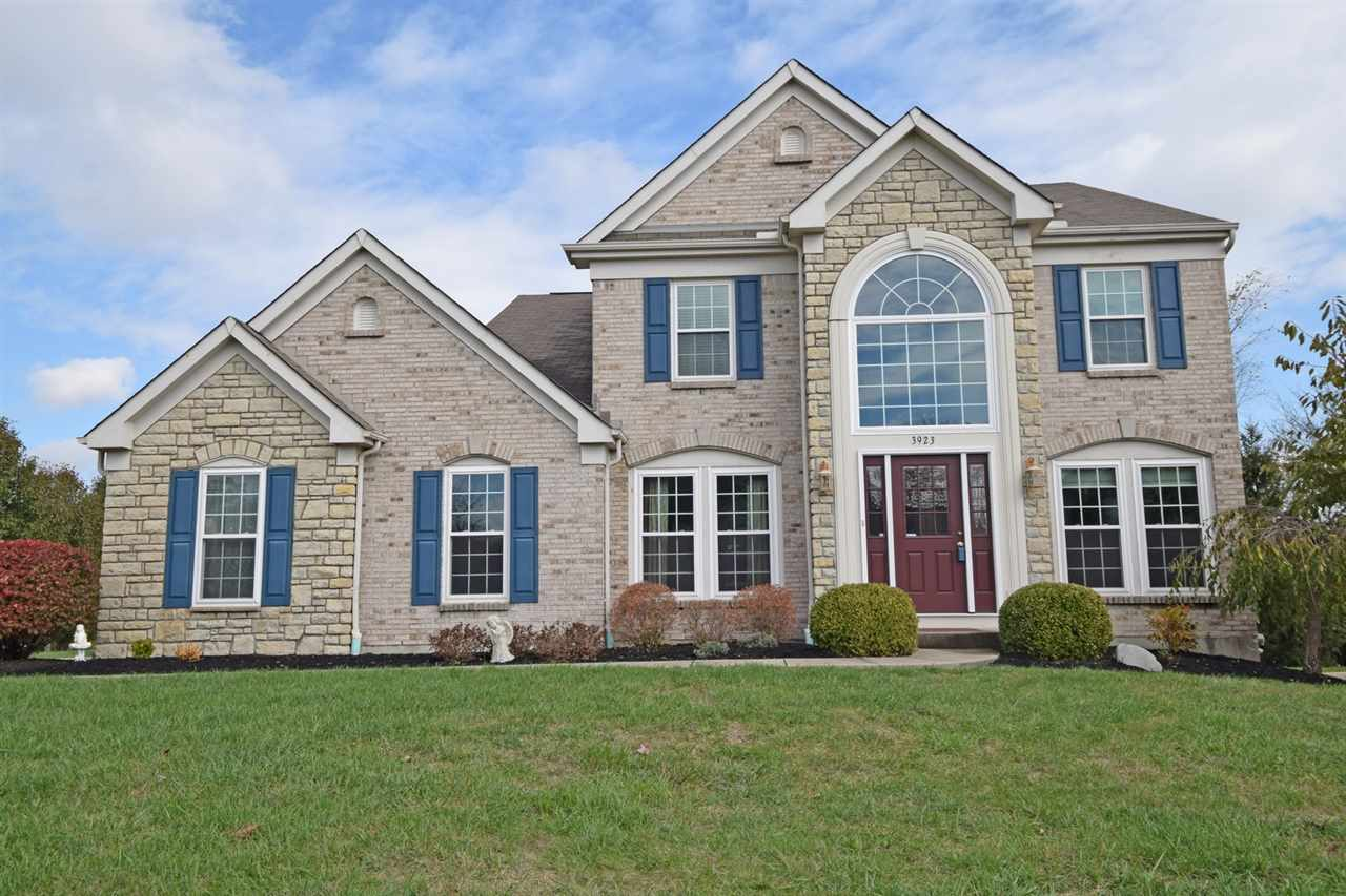 3923 Ashmont Drive, Erlanger, Kentucky 5 Bedroom as one of Homes & Land Real Estate