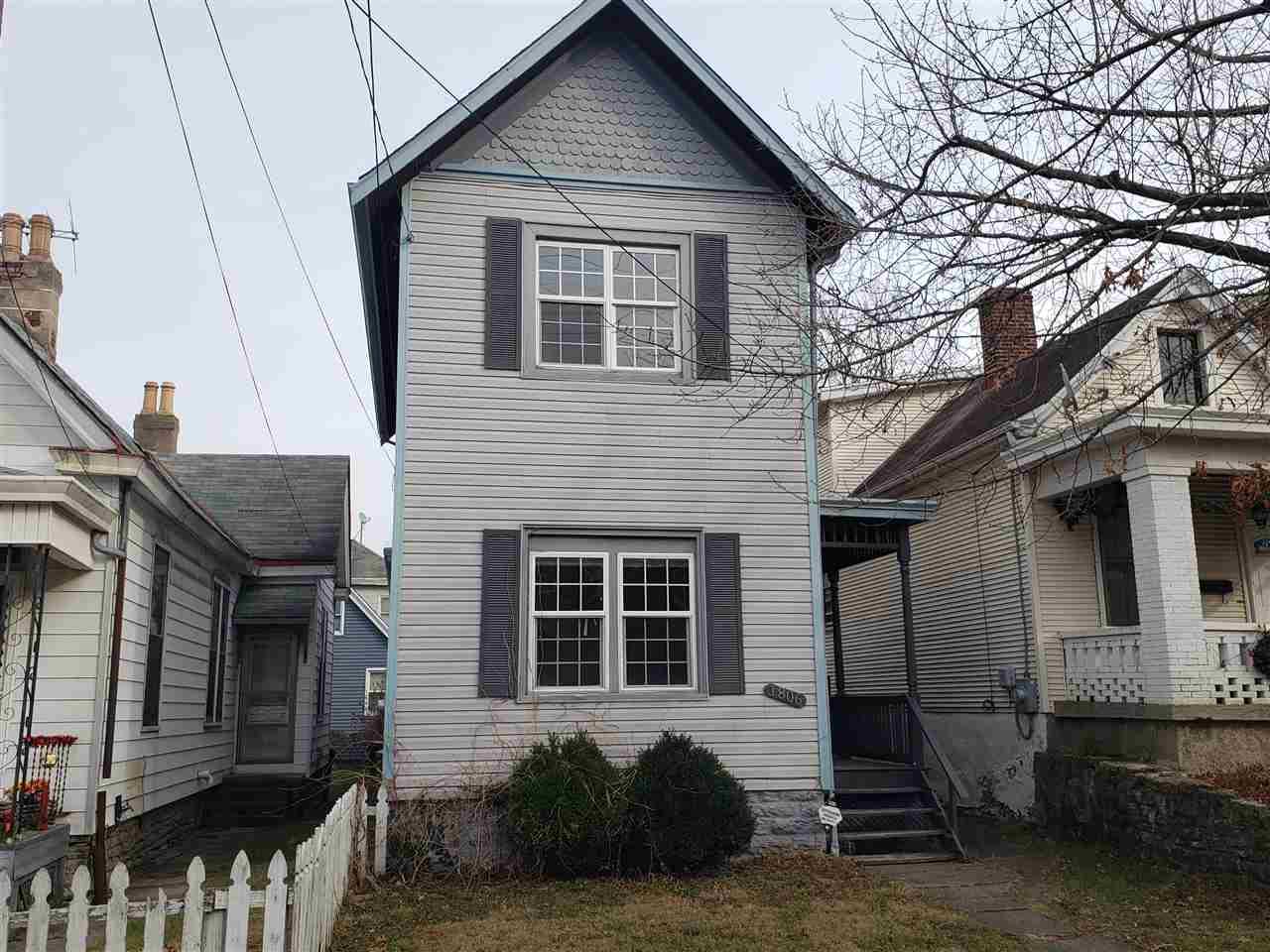 1806 Garrard, Covington, Kentucky