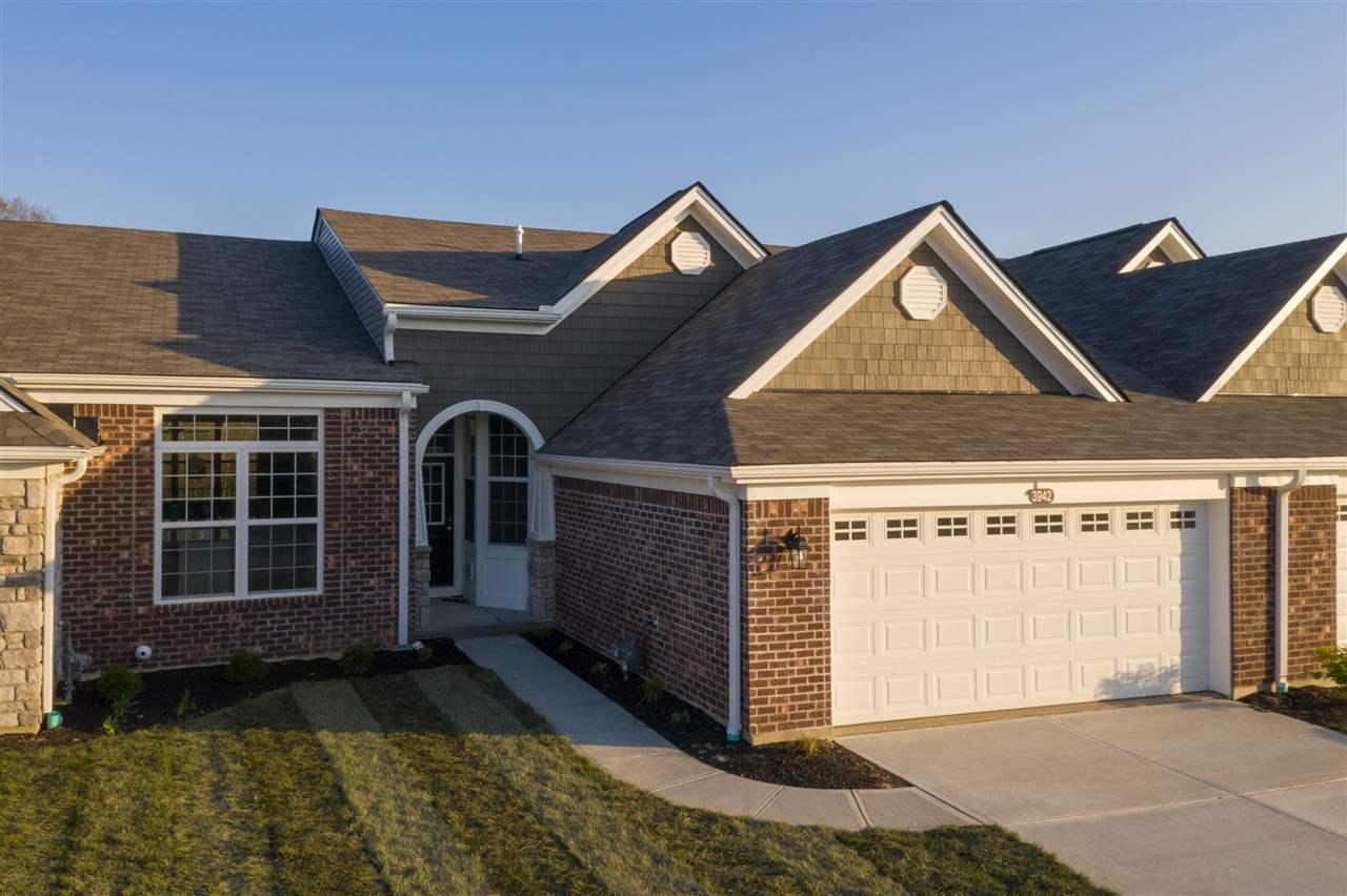 3942 Brunswick Court, Erlanger, Kentucky 2 Bedroom as one of Homes & Land Real Estate