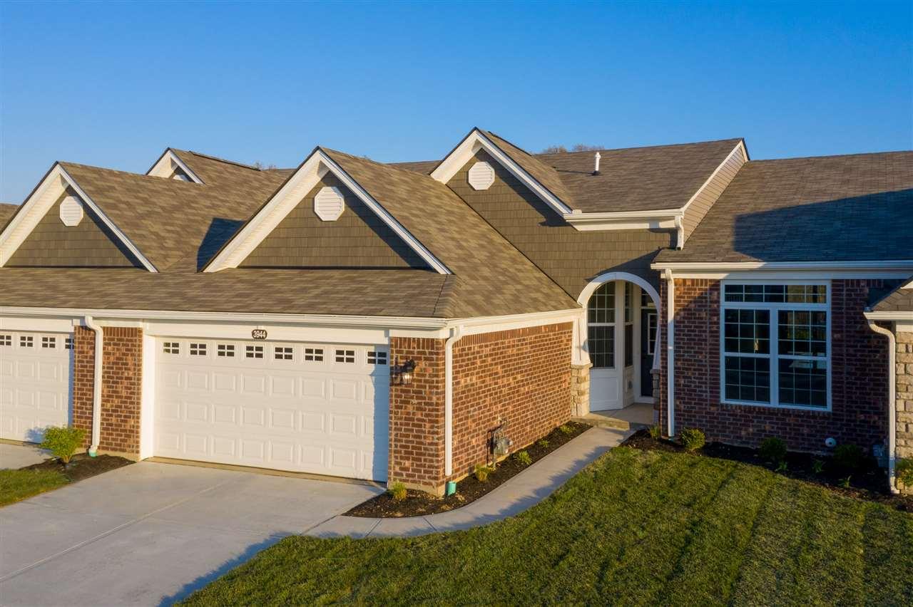 3944 Brunswick Court, Erlanger, Kentucky 2 Bedroom as one of Homes & Land Real Estate