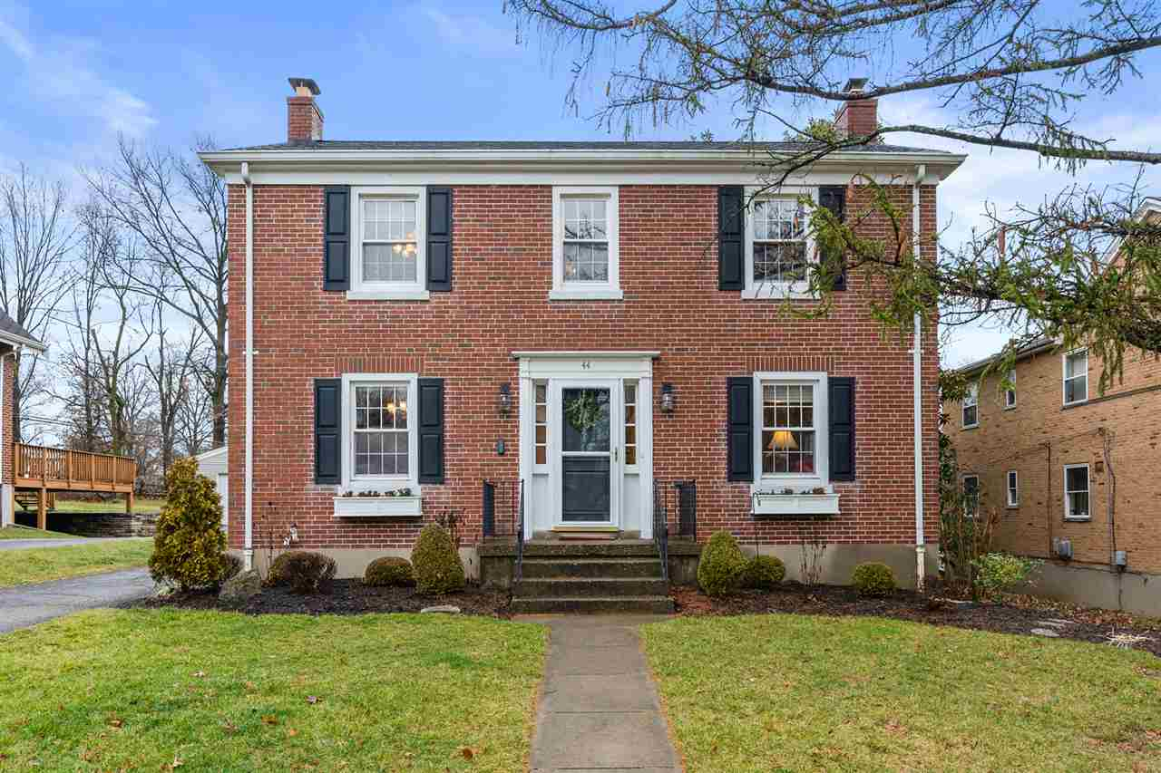 44 Pleasant Ridge Avenue, Fort Mitchell, Kentucky