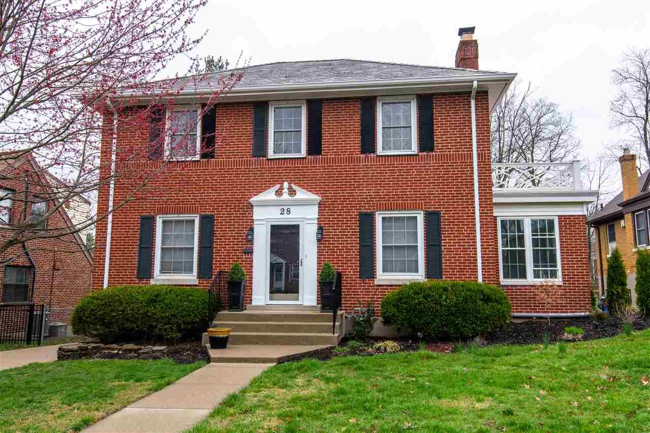 28 Pleasant Ridge Avenue, Fort Mitchell, Kentucky