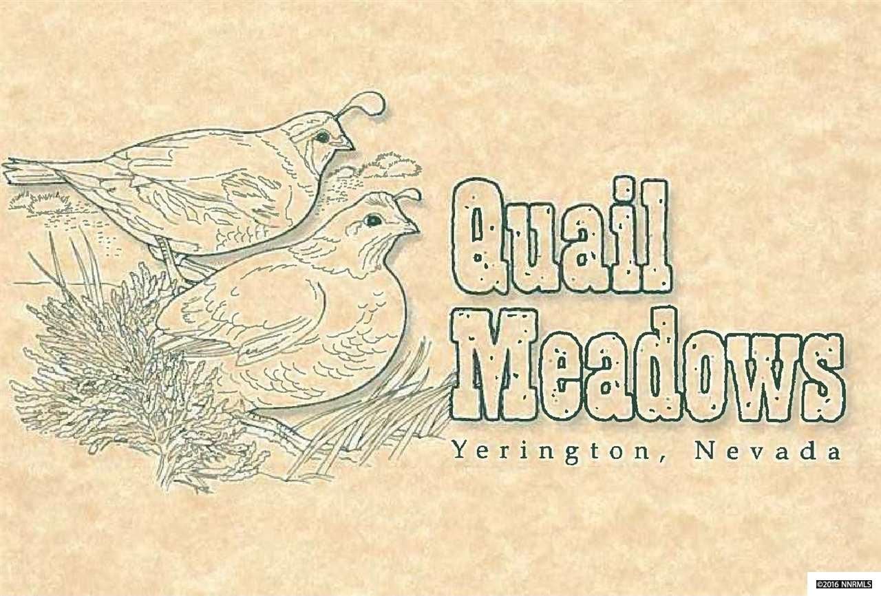 201 Quail Run Yerington, NV 89447