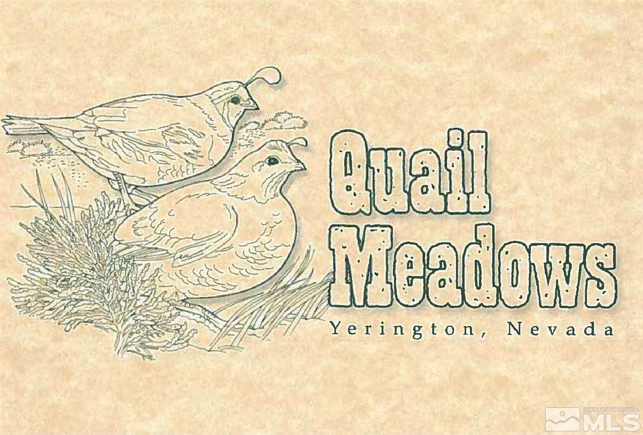 219 Quail Run Drive Yerington, NV 89447