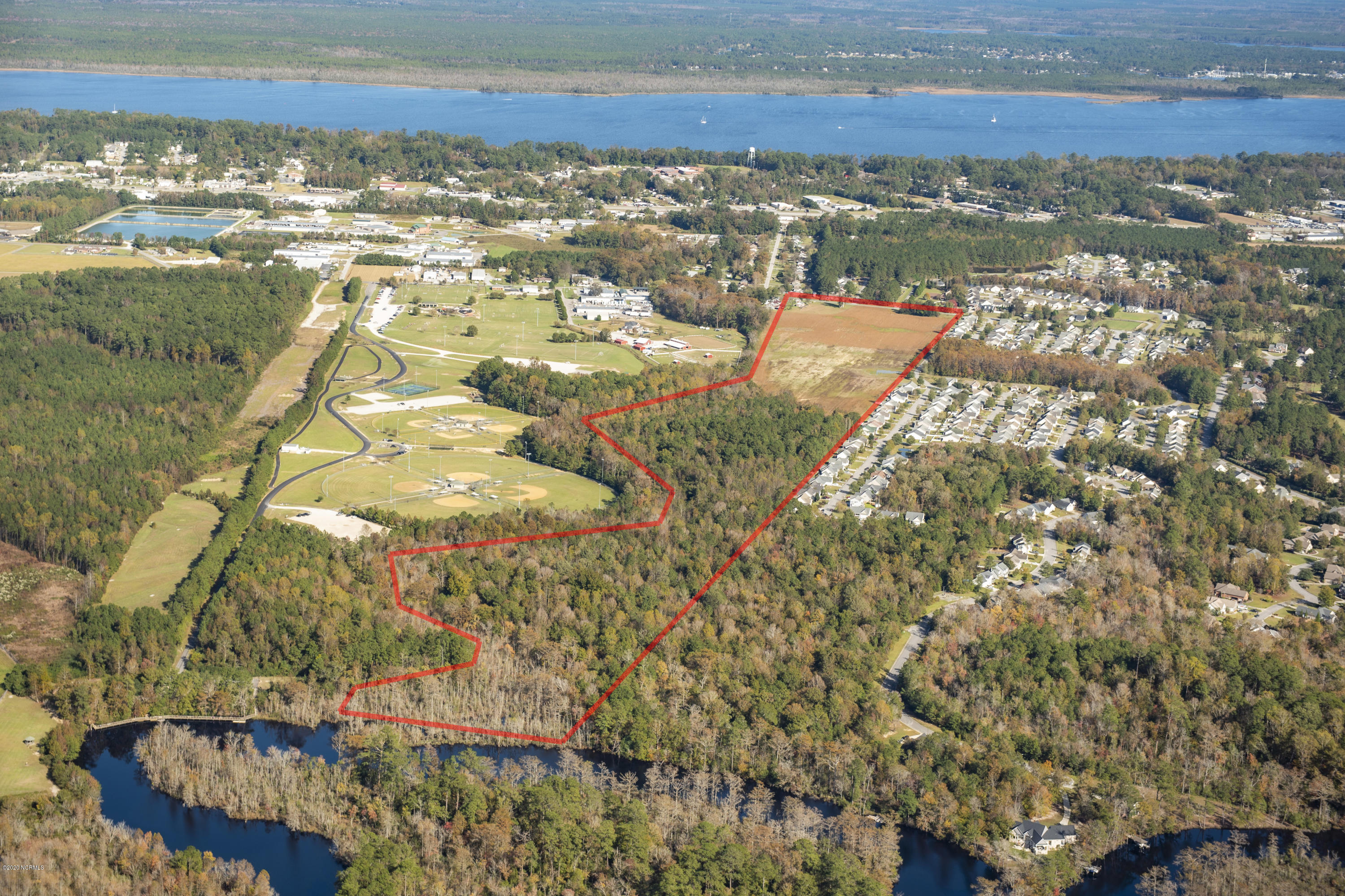 0 Old Airport Road, one of homes for sale in New Bern